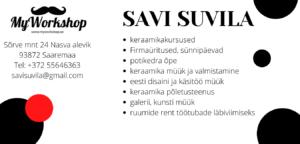 Savi Suvila Saaremaal